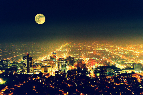 Moon Light City
