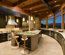 homeandinteriors:  Canyon Point Residence by RKD Architects Submitted by itsaboutinterior