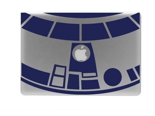 GEEKY NEED. star wars r2d2 laptop decal by walkingdeadpromotions