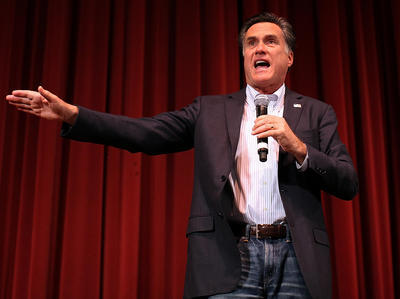 "Our Bill Schneider reacts to Mitt Romney's wins in Arizona and Michigan:""Romney won in Michigan because of seniors and wealthy voters. He did not carry anyone else. That's an establishment vote. No populist appeal whatsoever. Additionally, Romney has early voting to thank for his victories in AZ / MI. He won those who voted in 2011 and lost those who voted in 2012. Momentum is not on Romney's side. Perhaps his victories last night will change this. Super Tuesday looms…"" Friend him on Facebook and follow him on Twitter @billschneiderdc."