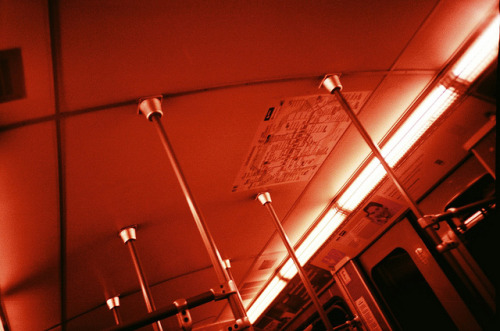 subway bars | Lomo LC-A+ on Flickr.