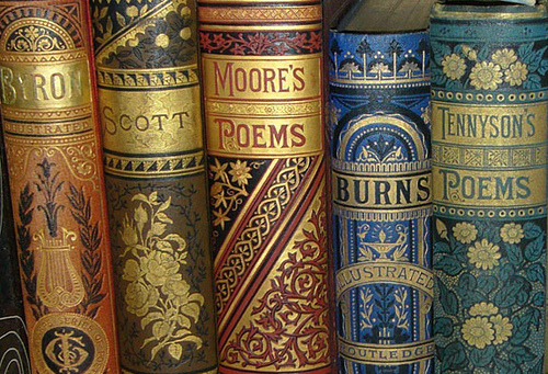 ladypotterhead:  Embossed Bindings by Ninth Wave Designs on Flickr.