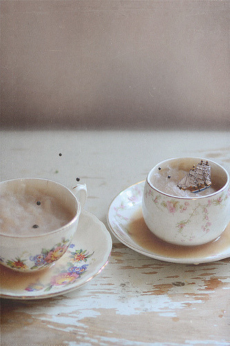 definitelydope:  Boston Tea Party (by Lissy Elle)
