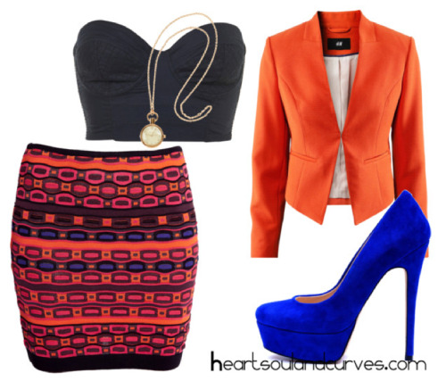 heartsoulandcurves:  Tribal… If I was your stylist