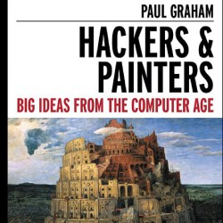 Hackers & Painters - next on my #reading list, I'm so excited! #hacker #coding #startups #tech #technology #computers #painting #art #creation #humanity (Taken with Instagram at YouNow HQ)
