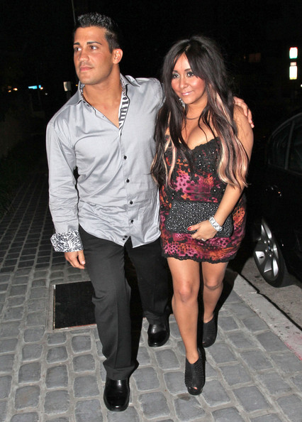 According to Page Six, Snooki is pregnant. Call the National Guard, call FEMA, call a priest, for crying out loud. God help us all.