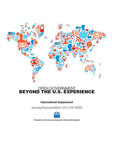 PA Times International Supplement: Open Government Beyond the U.S. Experience « Social media in the public sector