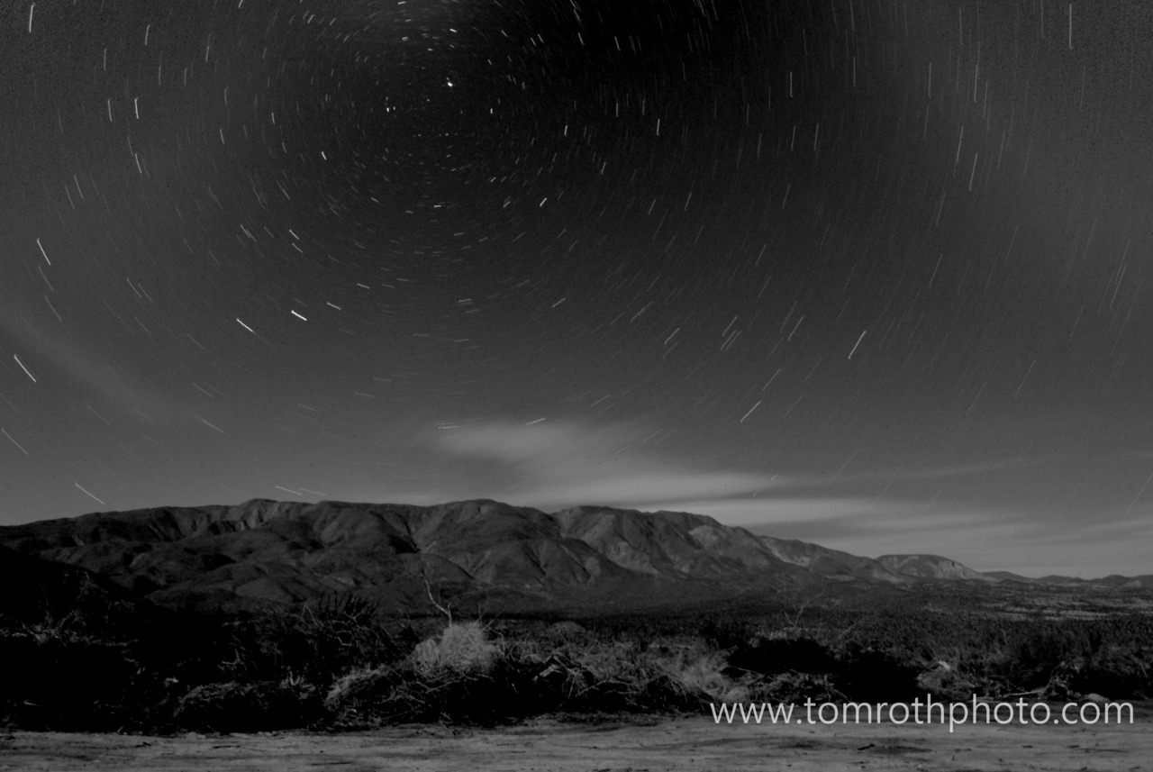 Anza Borrego Desert, California