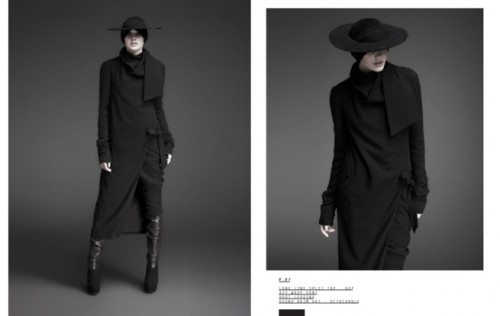 Lui Hon Fall/Winter 2011 Collection