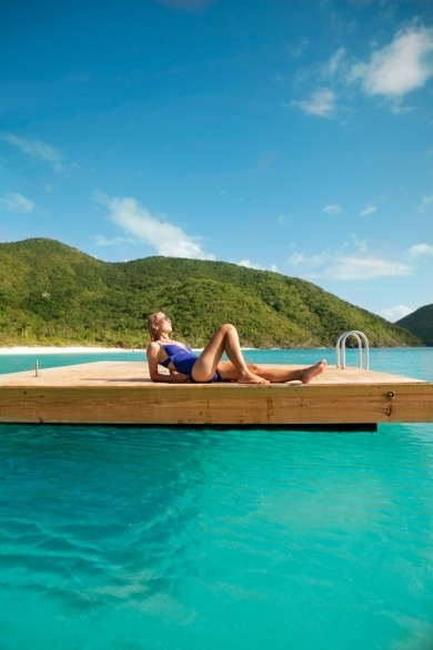 Chic Ecological Retreats in the Caribbean | Guana Island, British Virgin Islands