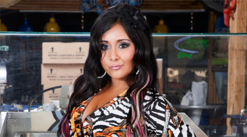 Gym, Tan, Lamaze 1.6 Meters & Pregnant Read more: Potential Ideas for Snooki's Pregnancy Spin-Off