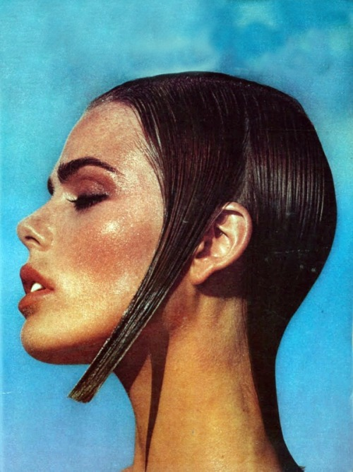 superseventies:  Margaux Hemingway, 1970s.