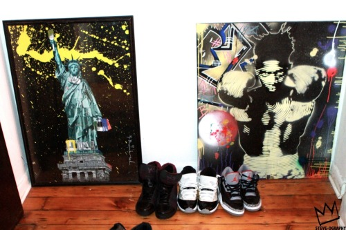 Mr. Brainwash Basquiat (New Jersey)