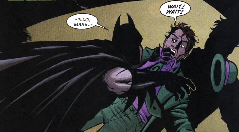 princeofpuzzles:  bat man pls  WAIT, BATMAN, PLEASE, USE A RUBBER.