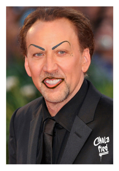 Many Of Your Favorite Celebrities Have Been 'Cholafied'