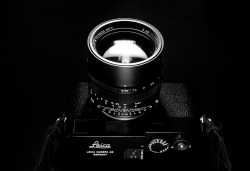 The ultimate rig … also about someone's yearly income. jtkfr:  Leica Noctilux 0.95 sur M9-P Black - Kristian Dowling