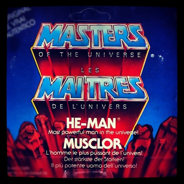 Masters of the fucking Universe!