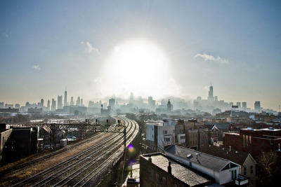 """Pic of the Day"" — ""Sunny Side Up Chicago"" by cshimala Do you have a Chicago-related photo you think is worthy of being our ""Pic of the Day""? Submit it!"