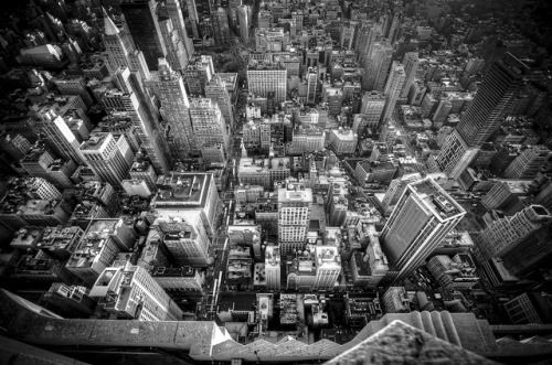 New York City by mudpig on Flickr.