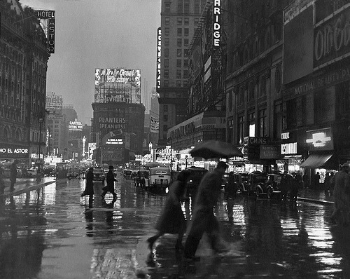 ru3thless:  1940's New York