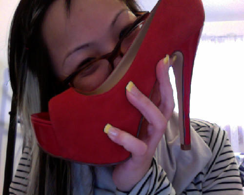 Yay! Birthday shoes <3