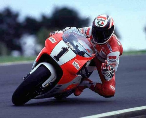 hakkalocken:  Wayne Rainey.
