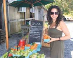 thefitandhealthylife:  blackswanyoga:  5 Reasons You Should Join a CSA Today  Best thing I've ever done.  The massive amount of organic fruits and veggies I get over the summer is incredible (and delicious!)
