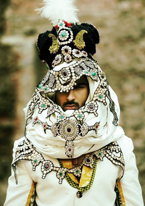 sisterwolf:  Ali Xeeshan collection, men