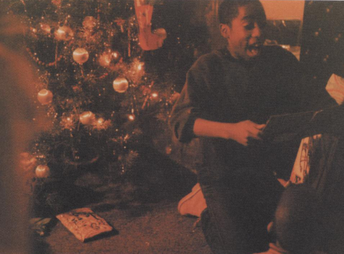 hiphoplaboratory:  Young Tupac on Christmas
