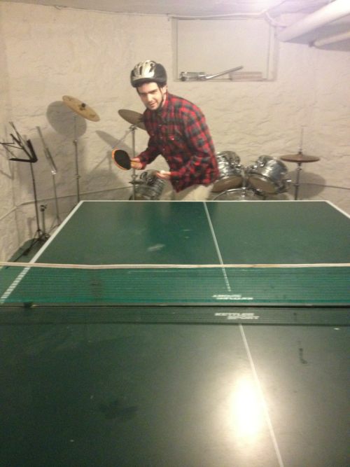 Ping pong safety