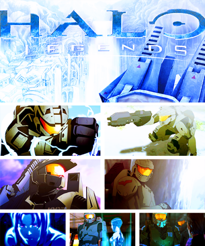 accioxdraco:  Halo Legends  ~ One of the greatest storylines.  Currently watching this. I just started, so I'm on Origins I.