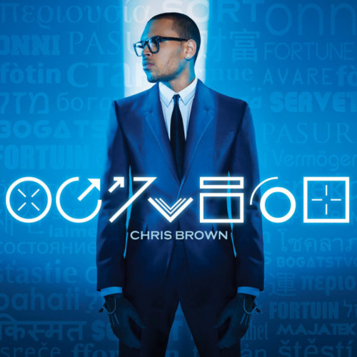 @chrisbrown #FORTUNE COVER ART……………… #SUPERdope!!!!!