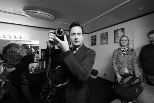 Courting Sketchfest: Thomas Lennon by Steve Agee's camera