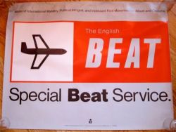 "ohyeahenglishbeat:  "" music of international mystery, political intrigue, and incessant foot movement """