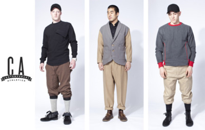 Contemporary Athletics Autumn / Winter 2012 Collection