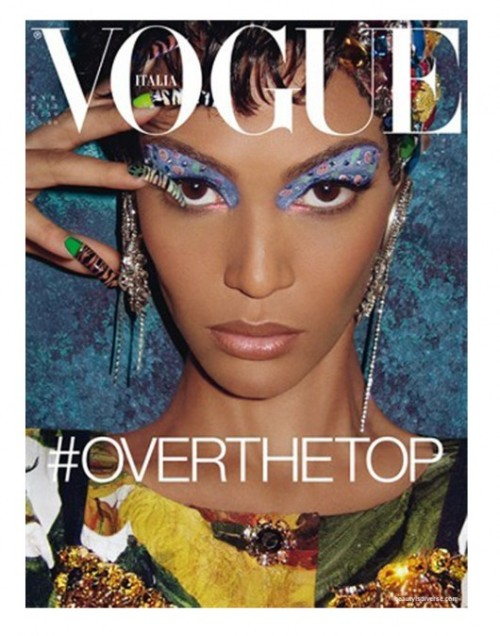 Joan Smalls - Vogue Italia