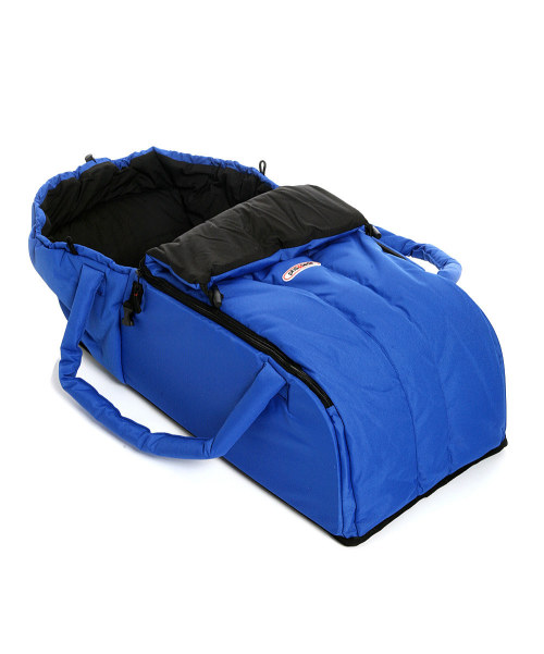 Blue Cocoon Carrier