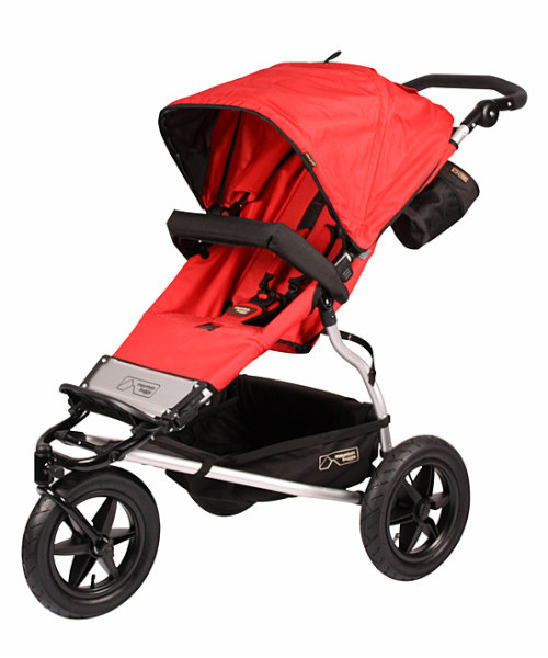 Chili Dot Urban Jungle Stroller