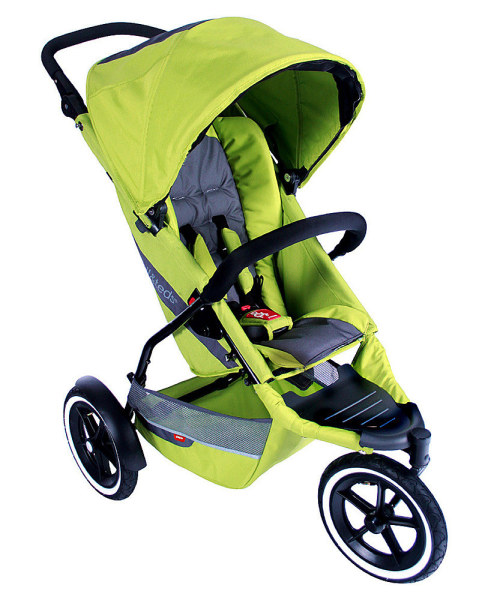 Apple Green Explorer Stroller