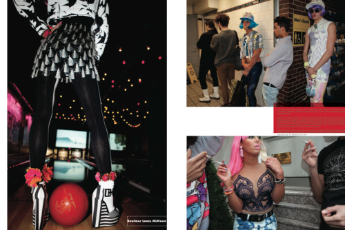 """The World According To Nicki"" By Jessica Craig-Martin Styled by Andrew Mukamal"