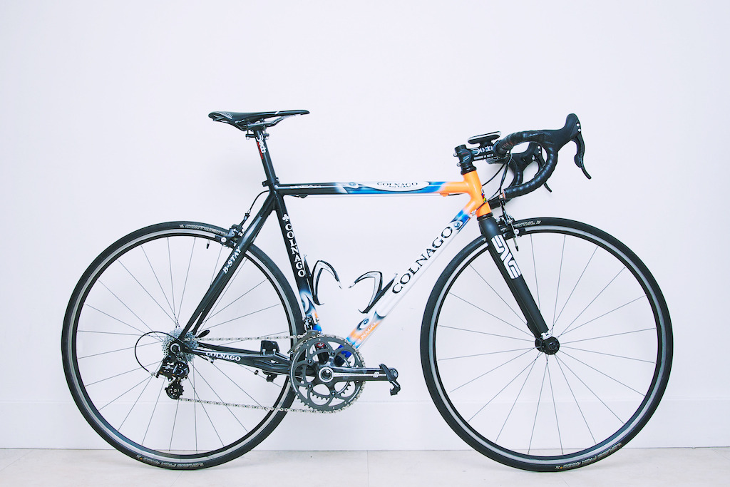 COLNAGO DREAM HP 2.0Recently made some upgrades to the road bike. I decided to upgrade the old (10-speed Centaur) group and go 11-speed with Chorus. So far so good. Maybe a comparison of 10 vs 11 speed in the near future once I put in some miles on the group. Until then, see you on the road.