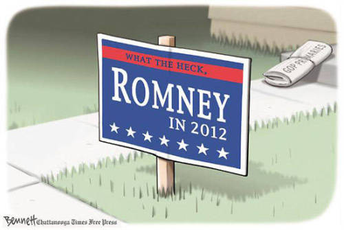 Looks like Romney bought another two states…