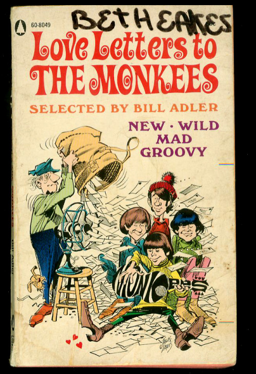 Hey hey, Jack Davis drew The Monkees. (RIP Davy.)