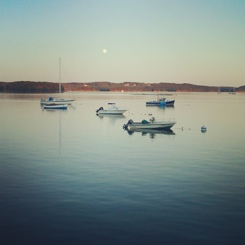 I wanna go back to Maine. (Taken with instagram)