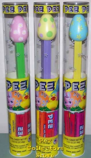Easter Egg PEZ sets