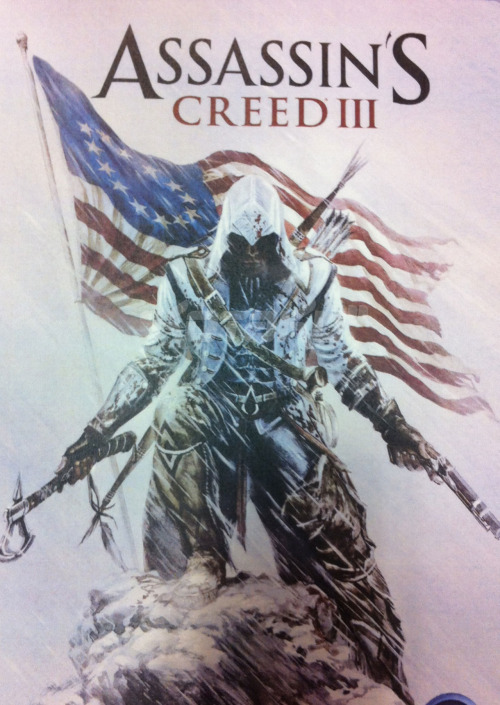 Is This the New Face of Assassin's Creed? Whispers of a Colonial American backdrop were heard as soon as Ubisoft confirmed Assassin's Creed III for the tail-end of this year, but no visual confirmation has poked us in the oculars until now.  Kotaku, studiously analyzing the protagonist's garb from a Best Buy tipster's snap shot, places this Native American assassin smack dab in the Revolutionary War time period. Social up-rise and war are nothing new to the Assassin's series, but taking the action away from Europe is a marked shift in direction, and personally I'm excited to see the games strive for such an interesting change of pace after rinse and repeating the formula that put Assassin's Creed II on the map for two games now. The tipster — who I'm sure Ubisoft would love to sue into a little human-shaped hole in the ground — also provided the information that a true blue unveiling will hit March 5th.  We'll get to the bottom of this conspiracy then.