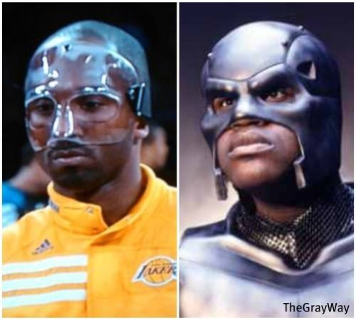 Finally, thanks to Flash, Kobe & Shaq can be the greatest Super Hero duo of all-time.  @Suga_Shane