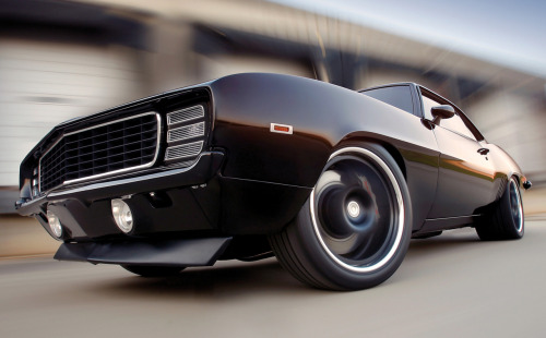 automotivated:  1969 Chevrolet Camaro RS