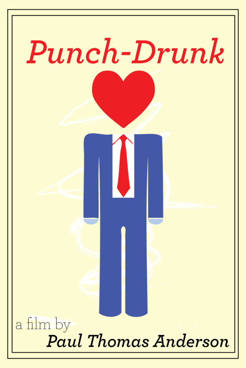 Punch-Drunk Love by Robbie Boccelli