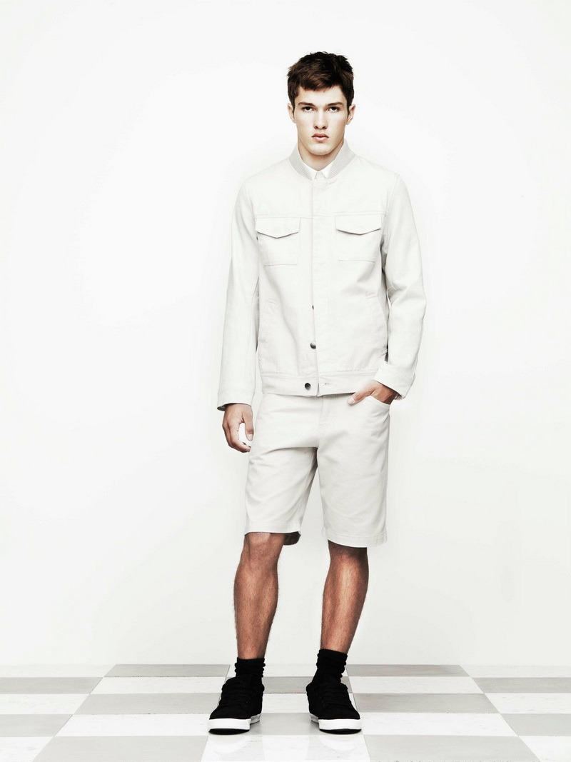 mensfashionworld:  T by Alexander Wang Spring 2012